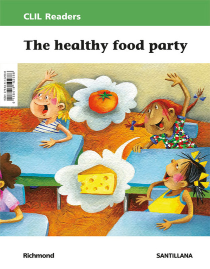 NIV II PRI CLIL READERS FOOD ED18.