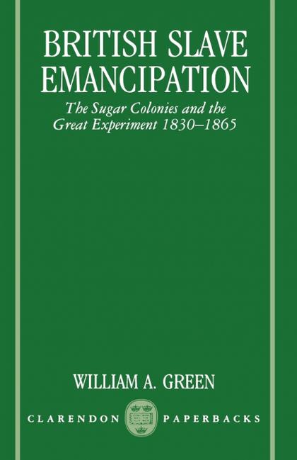 BRITISH SLAVE EMANCIPATION