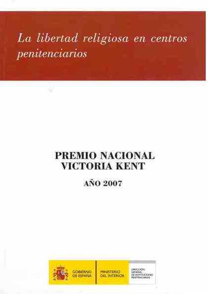 LA LIBERTAD RELIGIOSA EN CENTROS PENITENCIARIOS.
