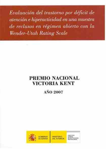 EVALUACIÓN DEL TRASTORNO POR DÉFICIT DE ATENCIÓN E HIPERACTIVIDAD EN UNA MUESTRA.