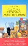 LA CURA DE ZUMO DE LIMON
