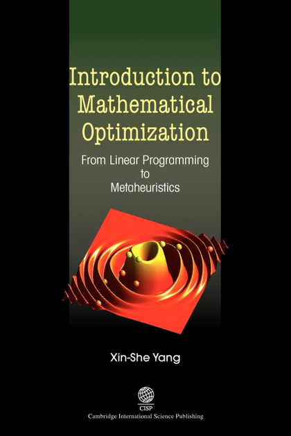 INTRODUCTION TO MATHEMATICAL OPTIMIZATION