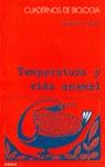 TEMPERATURA Y VIDA ANIMAL
