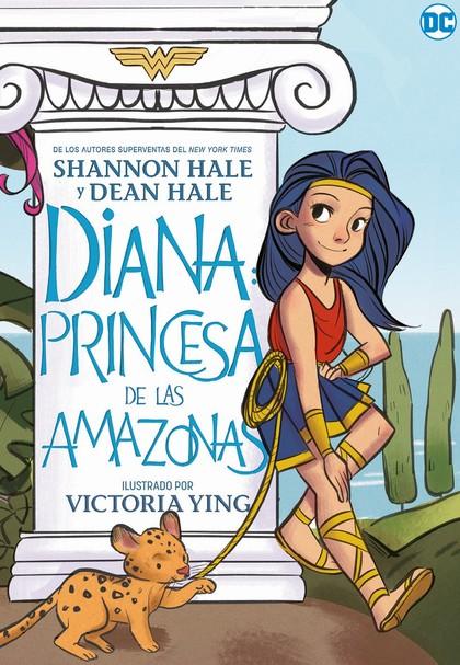 DIANA, PRINCESA DE LAS AMAZONAS.