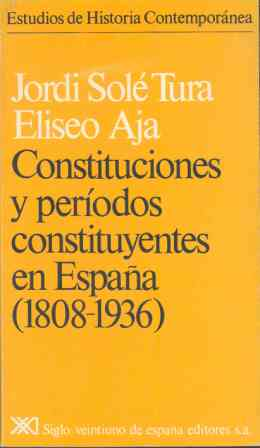 CONSTITUCIONES Y PERIODOS CONSTIUYENTES