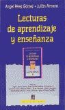 LECTURAS DE APRENDIZAJE Y ENSEÑANZA