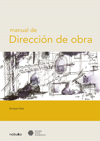 MANUAL DE DIRECCI¢N DE OBRAS