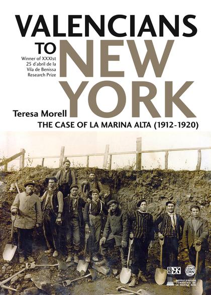 VALENCIANS TO NOVA YORK                                                         THE CASE OF LA
