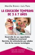 LA EDUCACIÓN TEMPRANA DE 3 A 7 AÑOS.