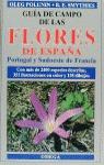 GUIA DE CAMPO FLORES DE ESPAÑA