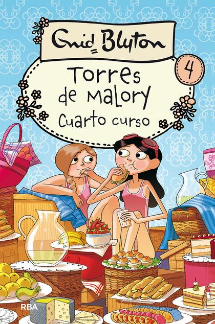 CUARTO CURSO EN TORRES DE MALORY 3ªED.. NUEVA EDICIÓN