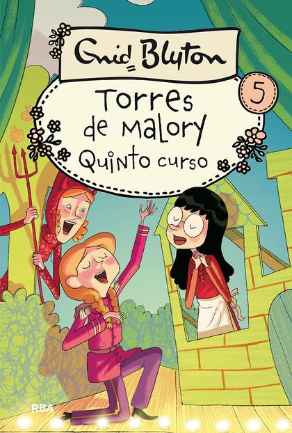 QUINTO GRADO EN TORRES DE MALORY. N.ED. NUEVA EDICIÓN