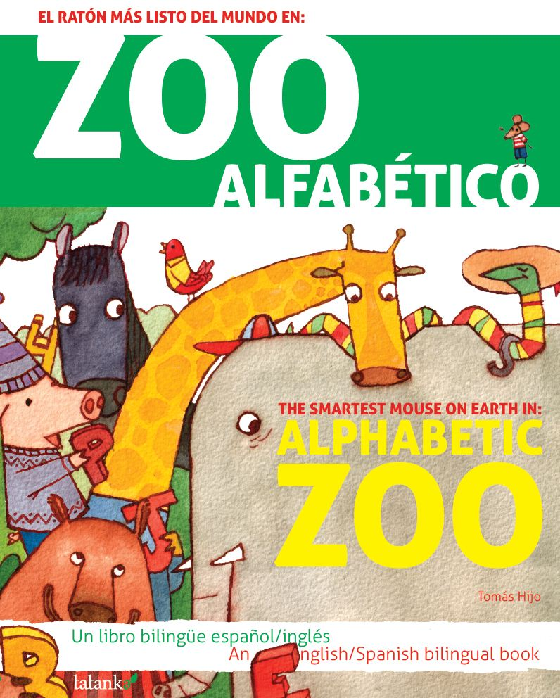 ZOO ALFABÉTICO = ALPHABETICAL ZOO