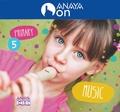 MUSIC 5. PRIMARY. ANAYA ON. 2015.