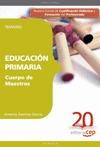 CUERPO DE MAESTROS, EDUCACIÓN PRIMARIA. TEMARIO