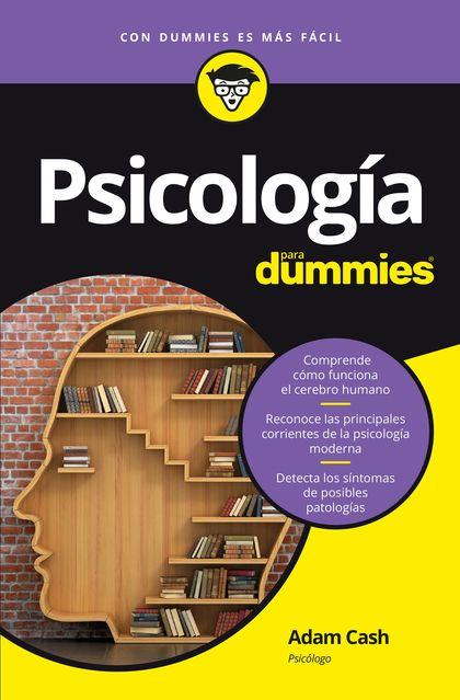 PSICOLOGÍA PARA DUMMIES.