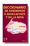 DICCIONARIO DE SINONIMOS E IDEAS AFINE