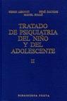 TRATADO PSQUIATRIA NIÑO Y ADOLESCENTE