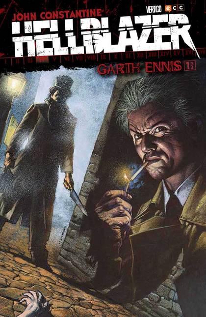 HELLBLAZER: GARTH ENNIS NÚM. 01.