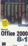 MICROSOFT OFFICE 2000 8 EN 1