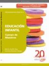 CUERPO DE MAESTROS, EDUCACIÓN INFANTIL. PROGRAMACIÓN DIDÁCTICA