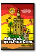 ME GUSTAS MÁS QUE LOS PECES DE COLORES
