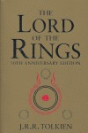 THE LORD OF THE RINGS SINGLE HARPER COLLINS (TRES LIBROS EN UN VOLUMEN)