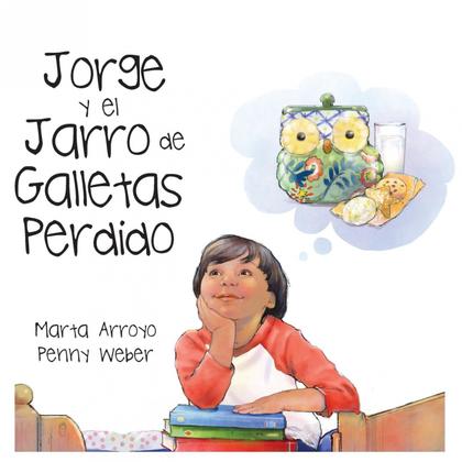 JORGE Y EL JARRO DE GALLETAS PERDIDO