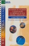 DECISIONES EN INVERSIÓN Y FINANCIACIÓN EN EMPRESAS DE OCIO, TURISMO Y HOSTELERÍA
