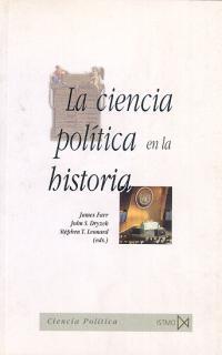 CIENCIA POLITICA HISTORIA