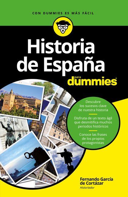 HISTORIA DE ESPAÑA PARA DUMMIES.