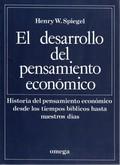 DESARROLLO PENSAMIENTO ECONOMICO