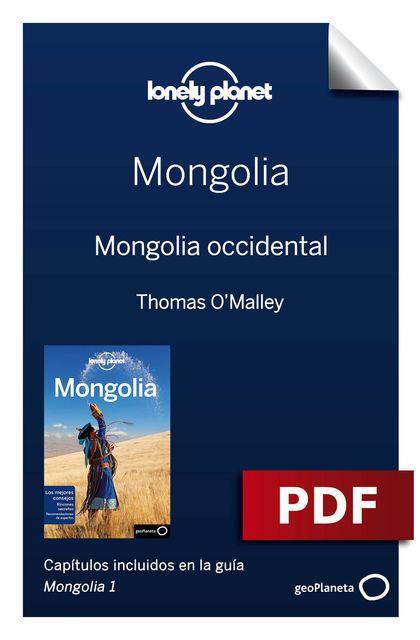 Mongolia 1_7. Mongolia occidental
