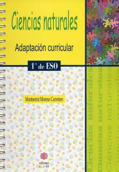 CIENCIAS NATURALES, 1 ESO. ADAPTACIÓN CURRICULAR