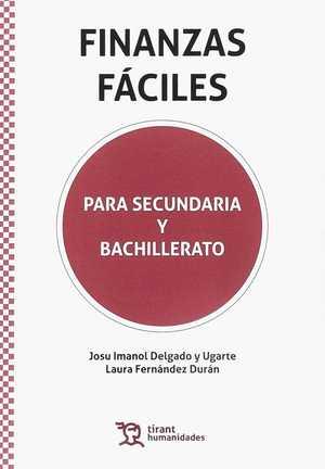 FINANZAS FÁCILES PARA SECUNDARIA Y BACHILLERATO.