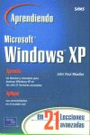 APRENDIENDO MICROSOFT WINDOWS XP