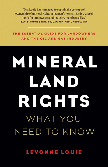 MINERAL LAND RIGHTS. WHAT YOU NEED TO KNOW