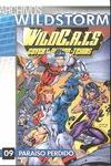 ARCHIVOS WILDSTORM WILDCATS 9