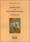 NOMOLOGÍA O DISCURSOS LEGALES