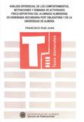 ANÁLISIS DIFERENCIAL DE LOS COMPORTAMIENTOS, MOTIVACIONES Y DEMANDA DE ACTIVIDADES FÍSICO-DEPOR