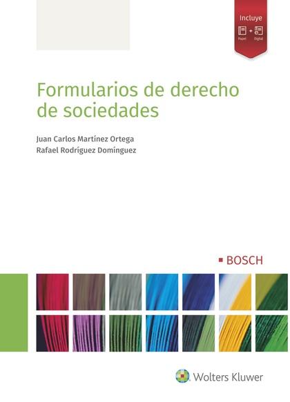 FORMULARIOS DE DERECHO DE SOCIEDADES