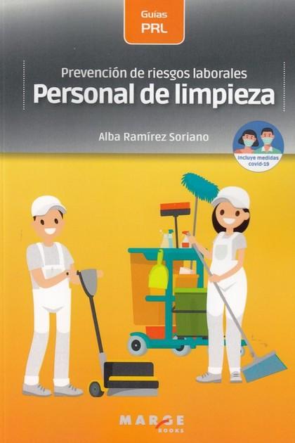 PREVENCIÓN DE RIESGOS LABORALES: PERSONAL DE LIMPIEZA.