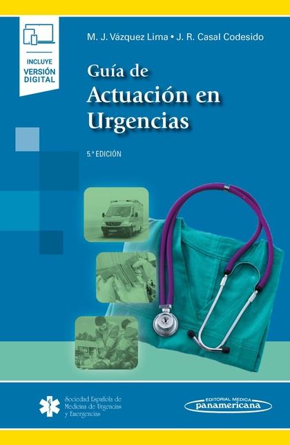 GUÍA DE ACTUACIÓN EN URGENCIAS+EBOOK.