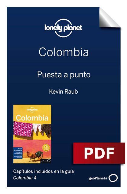Colombia 4_1. Preparación del viaje