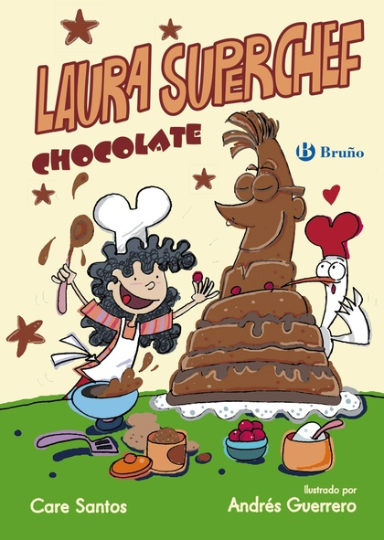 LAURA SUPERCHEF: CHOCOLATE.