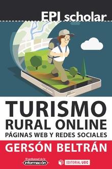 TURISMOS RURAL ONLINE PAGINAS WEB Y REDES SOCIALES