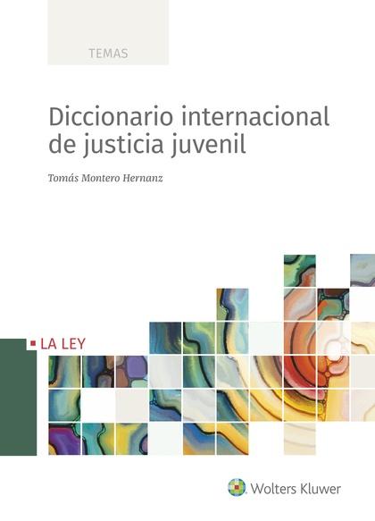 DICCIONARIO INTERNACIONAL DE JUSTICIA JUVENIL.