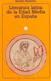 (133) LITERATURA LATINA EDAD MEDIA EN ESPAÑA