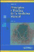 PRINCIPIOS Y PRÁCTICA DE LA MEDICINA MANUAL