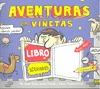 AVENTURAS EN VIÑETAS : LIBRO DE ACTIVIDADES
